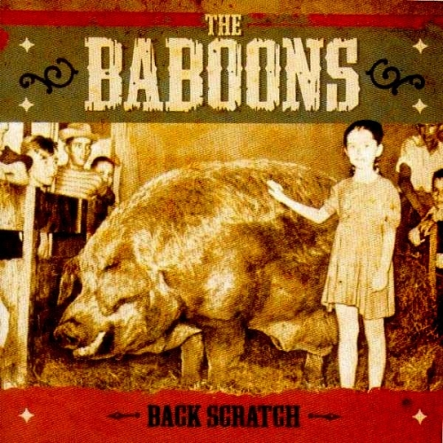 The Baboons - Back Scratch